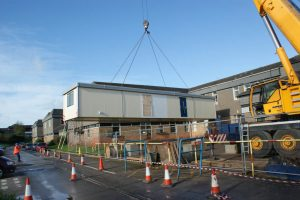 Response Renal Dialysis Unit - Sandycroft Construction